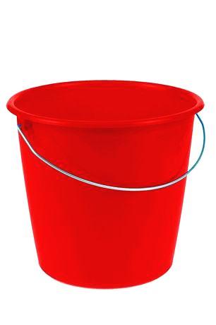 Keeper Plastové vedro KEEEPER 10l červená