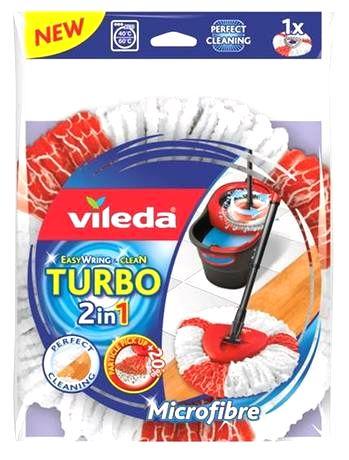 vileda VILEDA Easy Wring & Clean TURBO 2 v 1 náhrada