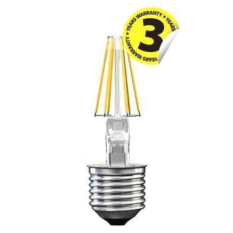 EMOS ŽIAROVKA LED FLM A60 A++ 6W E27 WW