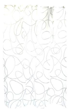 TORO Sprchový záves textilný 180 x 180 cm