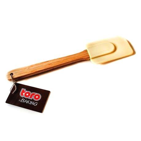 TORO Silikónová stierka na cesto TORO Bamboo