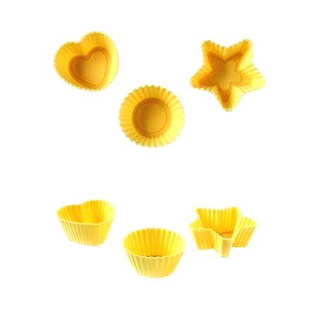 TORO Silikónové košíčky na mini muffiny 32ks TORO 3