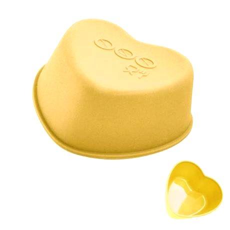 TORO Silikónové košíčky na muffiny 3ks TORO srdce 7