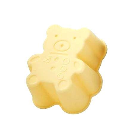 TORO Silikónové košíčky na muffiny 3ks TORO medvedik 7