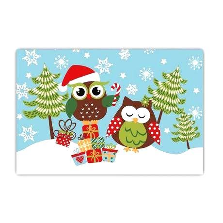TORO Prestieranie vianočná sova