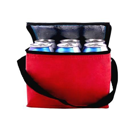 TORO Chladiaca taška na zips TORO mix farieb