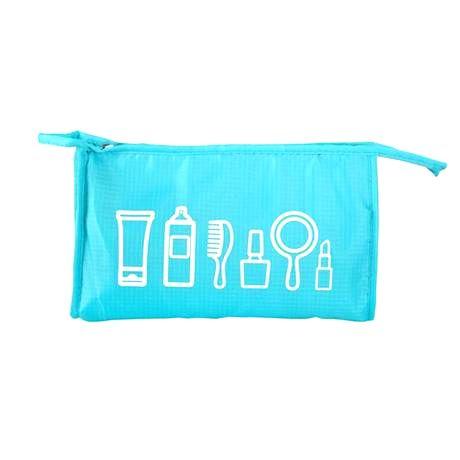 TORO Cestovná taška na kozmetiku TORO 30x18cm 4 vrecka