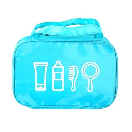 TORO Cestovná závesná taška na kozmetiku TORO 27x18cm