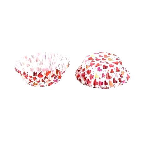 TORO Papierové košíčky na muffiny Toro 60 ks