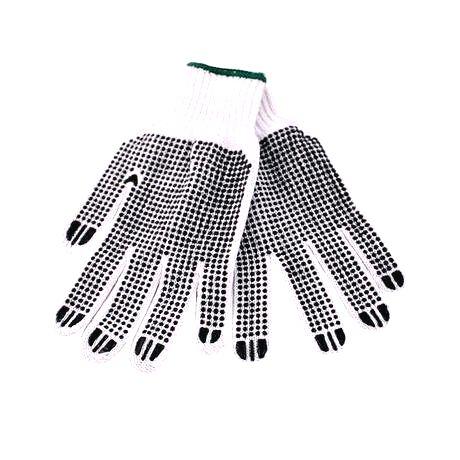 TORO Rukavice pletené s obojstranným vzorom