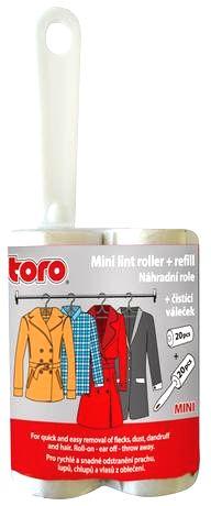 TORO Valček čistiaci mini + náhradná náplň