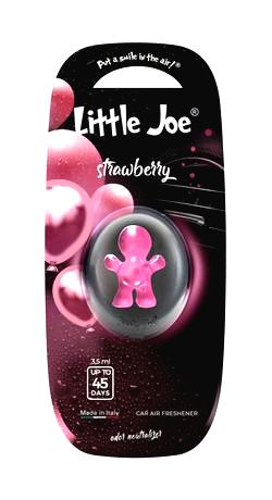 LITTLE JOE Osviežovač vzduchu do auta LITTLE JOE LIQUID MEMBRANE strawberry