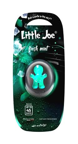LITTLE JOE Osviežovač vzduchu do auta LITTLE JOE LIQUID MEMBRANE fresh mint
