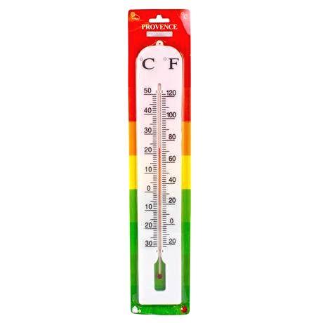 Provence Vonkajší teplomer -30-+50°C PROVENCE 40cm