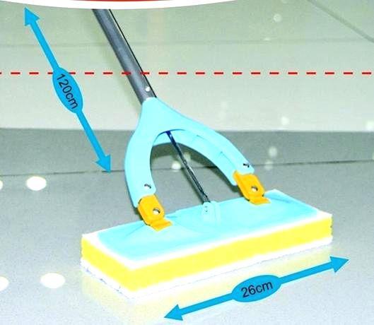 TORO Mop na podlahu s teleskopickou násadou TORO Butterfly