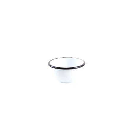 TORO Smaltovaná miska 10cm biela