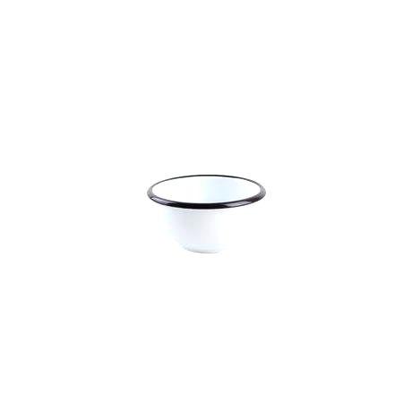 TORO Smaltovaná miska 12cm biela