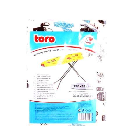 TORO Poťah na žehliacu dosku TORO 120x38cm