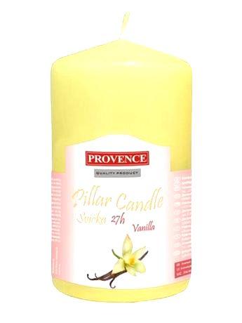 Provence Vonna sviečka PROVENCE 11cm vanilka