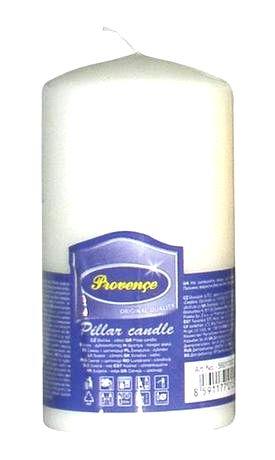 Provence Neparfumovaná sviečka PROVENCE 12