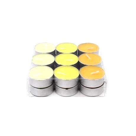 Provence Čajová sviečka PROVENCE 18ks citrón