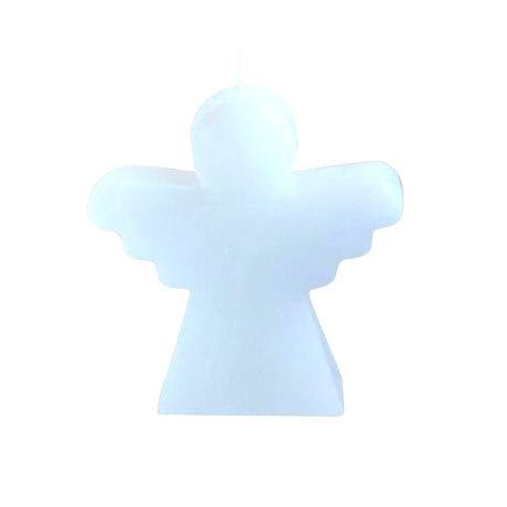 """TORO Sviečka """"anjel"""" biela"""