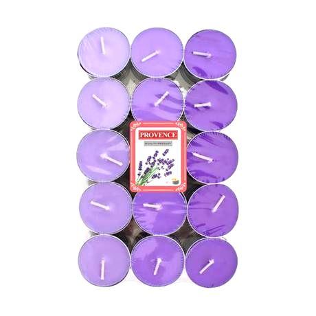 Provence Čajová sviečka PROVENCE 30ks levanduľa