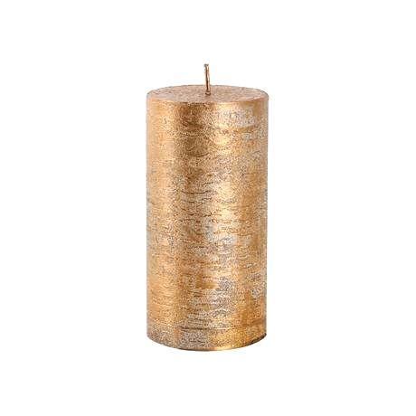 Provence Rustikálna sviečka 12cm PROVENCE medená