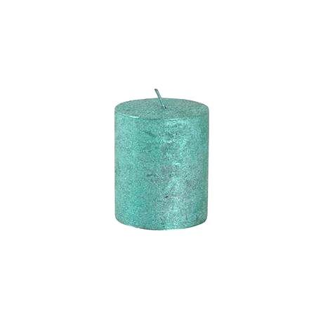 Provence Rustikálna sviečka 7cm PROVENCE zelená