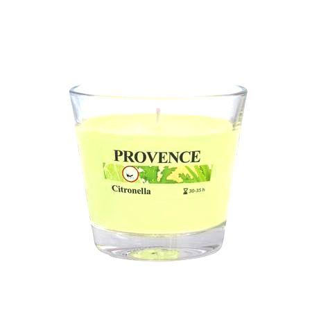 Provence Vonná sviečka v skle PROVENCE 140g