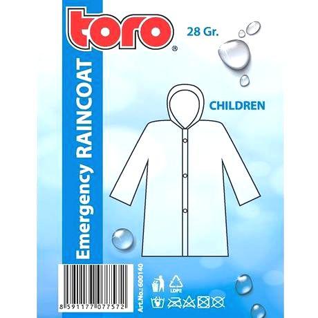 TORO Pláštenka pre deti