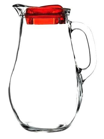 PASABAHCE Sklenený džbán s viečkom BISTRO 1