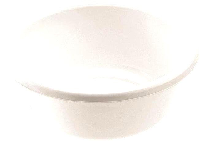 Tontarelli Plastové umývadlo TONTARELLI 6l biele