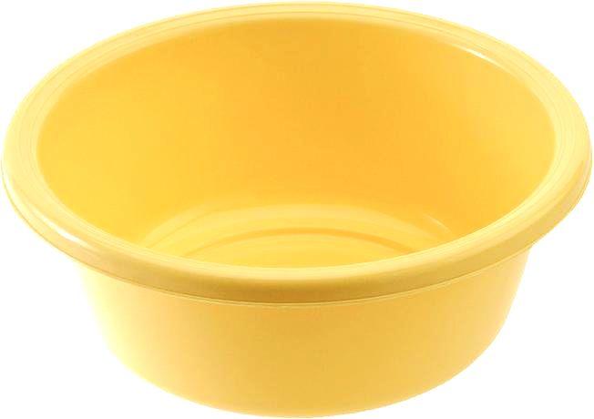 Tontarelli Plastové umývadlo TONTARELLI 10l žlté
