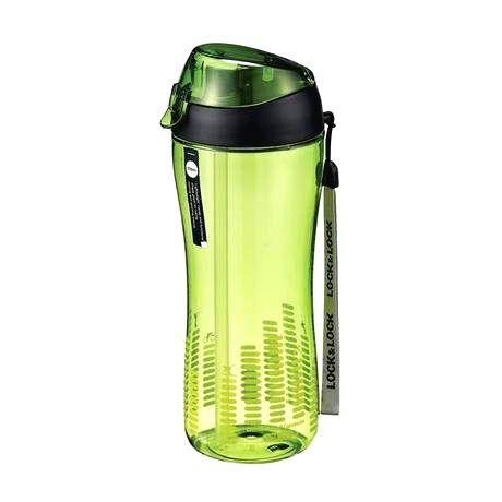 LOCKNLOCK Športová fľaša lock 550 ml so silikónovou slamkou