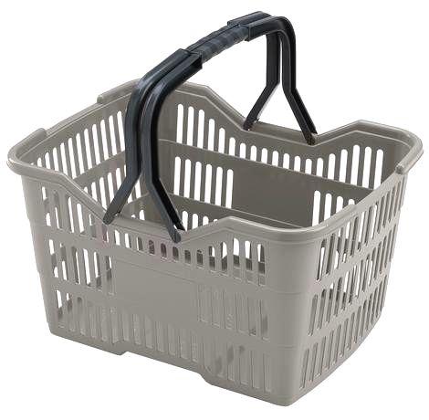 heidrun Plastový nákupný košík HEIDRUN 18l