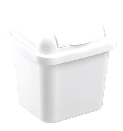 heidrun Plastový kôš na odpadky HEIDRUN 1