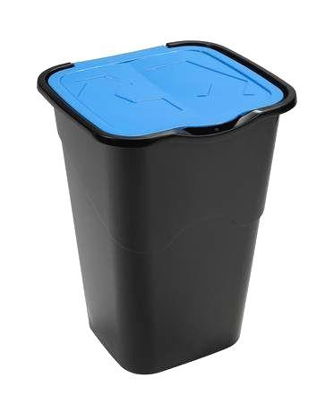 heidrun Plastový kôš na odpadky HEIDRUN 50l