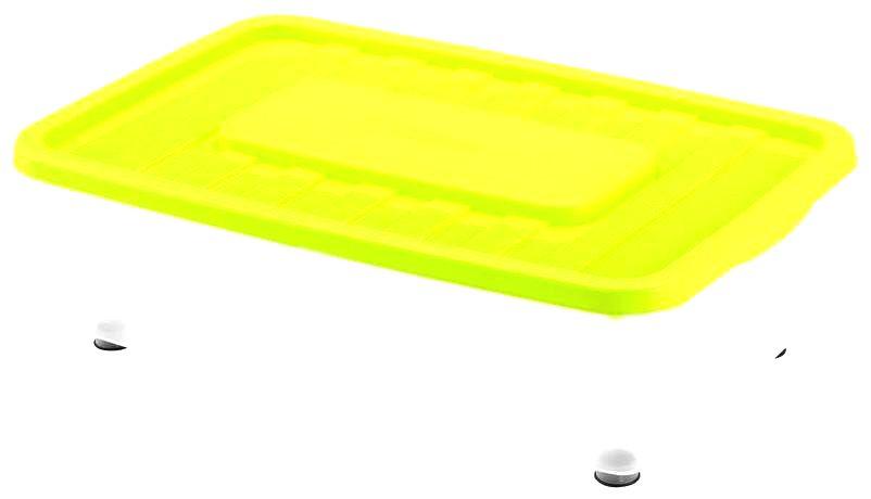 heidrun Plastový úložný box s vekom HEIDRUN Mania 25l