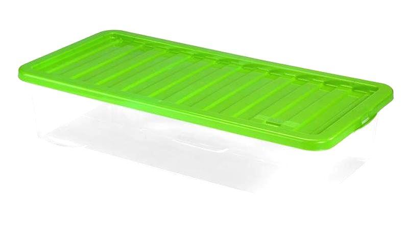 heidrun Plastový úložný box s vekom HEIDRUN Quasar 40l