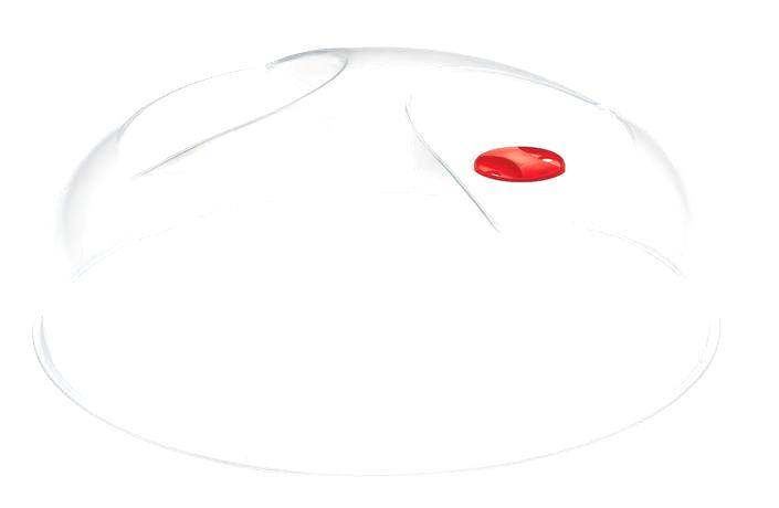 heidrun Plastový poklop do mikrovlnnej rúry Heidrun