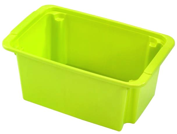 heidrun Plastový úložný box Heidrun Mania 5 l