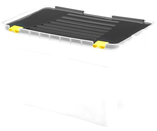 heidrun Plastový úložný box s vekom Heidrun One 54 l
