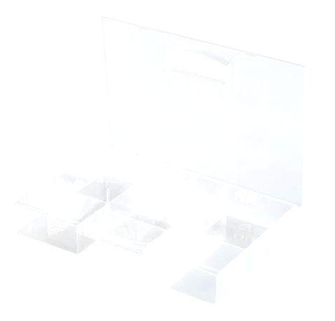 heidrun Plastový kufrík organizer HEIDRUN 28x19