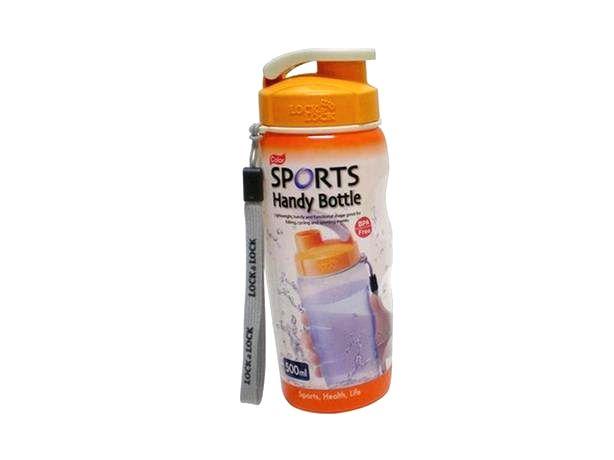 LOCKNLOCK Plastová fľaša na pitie 500 ml