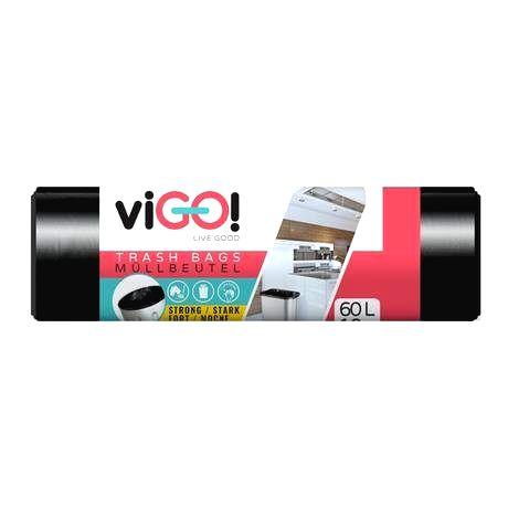 VIGO Vrecká do odpadkových košov 60l VIGO De luxe 10ks