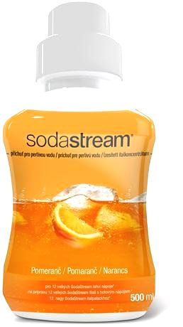 SODASTREAM SODASTREAM sirup pomaranč 500ml